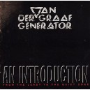 Van Der Graaf Generator. An Inroduction