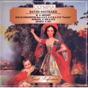 David Oistrakh. W.A.Mozart. Violin Concertos Nos.4 and 5...